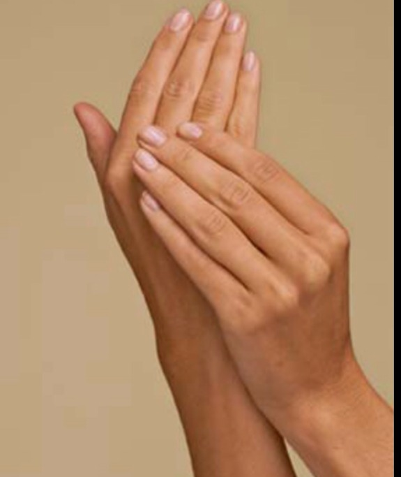 6. You can use vaseline to keep your hands soft and and keeps them moisturized.✊