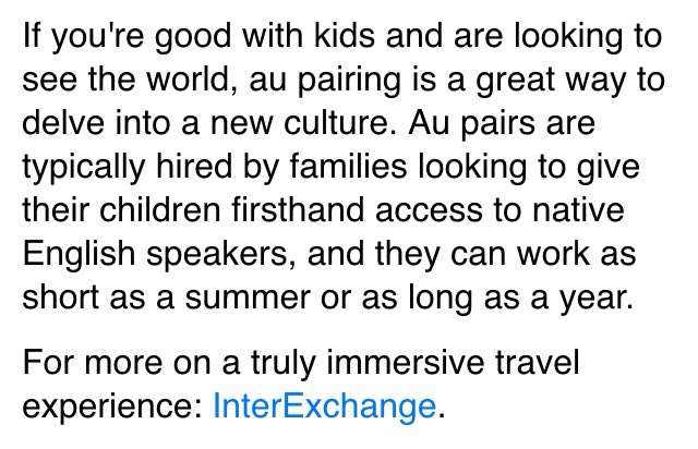 https://www.interexchange.org/au-pair-usa/child-care