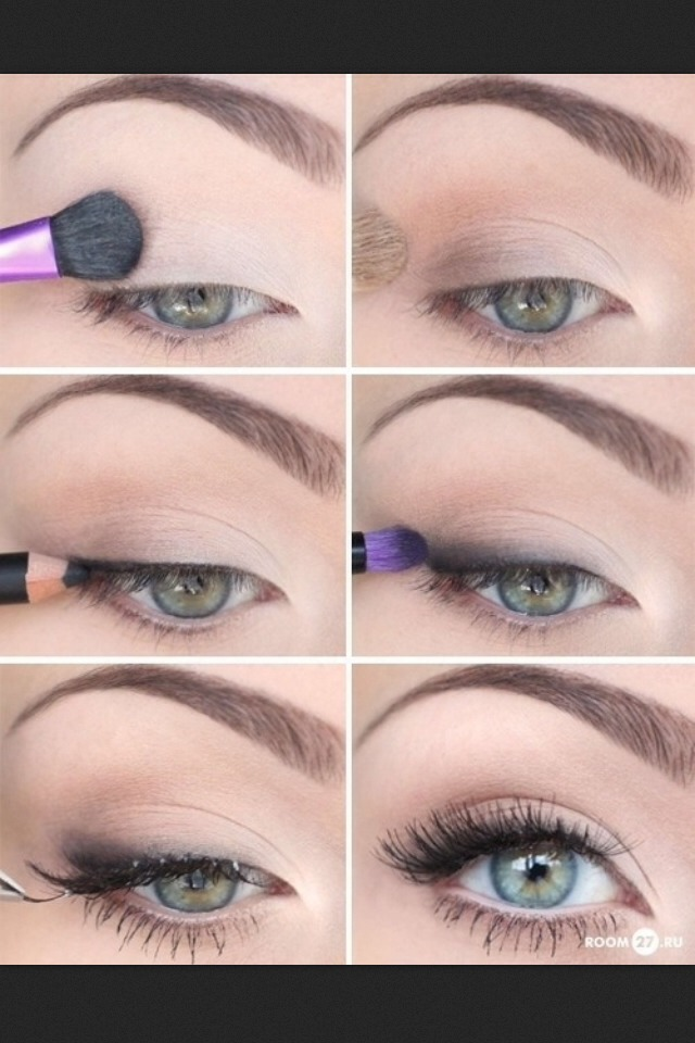 Natural Smokey Eye Tutorial By Elena Lopez Musely