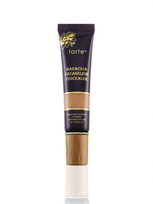 For extra coverage (you can skip this step) add Tarte's Maracuja Creaseless concealer on imperfections. I love this product because it truly stays in its place and won't melt away in the sun!
