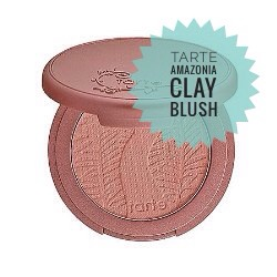 💰 $28 |A long-wearing blush that is infused with natural clay harvested from the banks of the Amazon River + naturally baked by the sun. This nutrient-rich blush benefits all skin types for a fade-free flawless finish that lasts an amazing 12 hours.