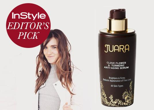 "InStyle Magazine's digital beauty editor, Victoria Moorhouse, was in dire need for a wrinkle-averting serum to diminish her expression lines. After what seemed like an endless hunt for the perfect one, her search officially ended with Juara's Clove Flower and Turmeric Anti-Aging Serum. Here's how you can get a Musely exclusive deal for the product InStyle dubbed ""Botox in a bottle."" (Read the full article here)"