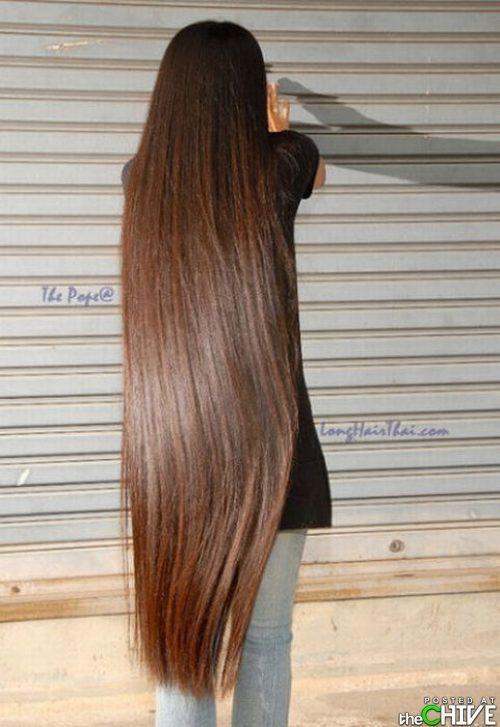 do u want super long hair??