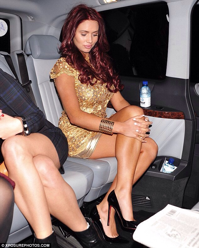 Look for tightly crossed legs and sitting on hands
