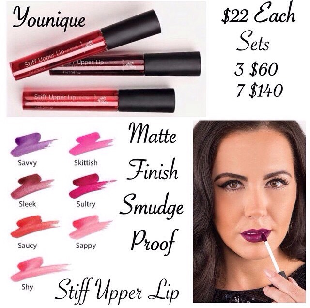 $22 each Set of three-$60 www.youniqueproducts.com/sadiecolan
