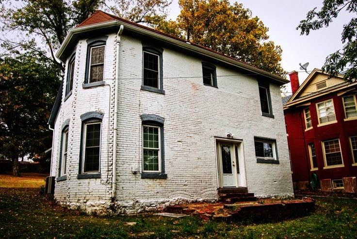 16.) The Sallie House, Kansas Not only is this said to be the most haunted house in the state, but it's also located in its most haunted town. It was reportedly haunted by a little girl, Sallie, who likes to play little pranks, and an older unidentifed woman who was violent towards the male owner