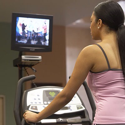 Exercise as much as you can! But if you're lazy or unmotivated, try doing it while watching tv. Or try...