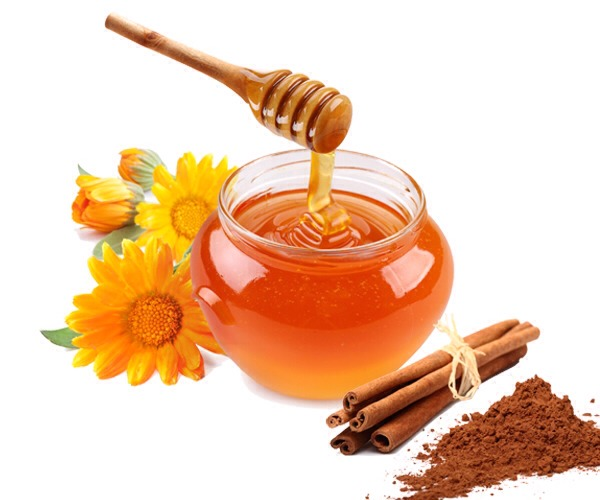 1. Honey and Cinnamon