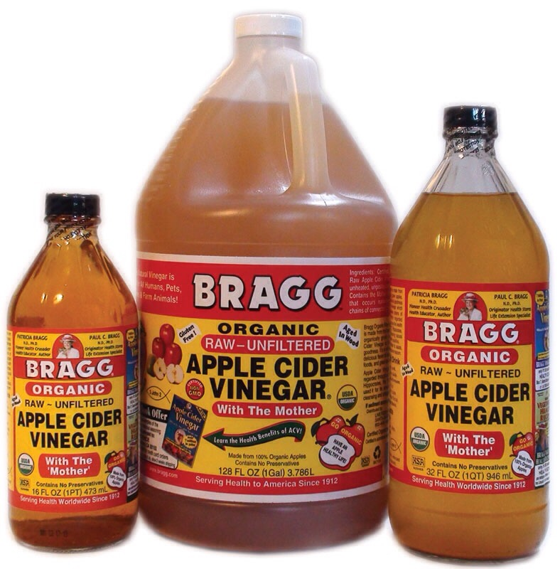 Feeling like a bloated mess and nothing fits? Mix 1 tablespoon of apple cider vinegar with half a glass of water and drink up!