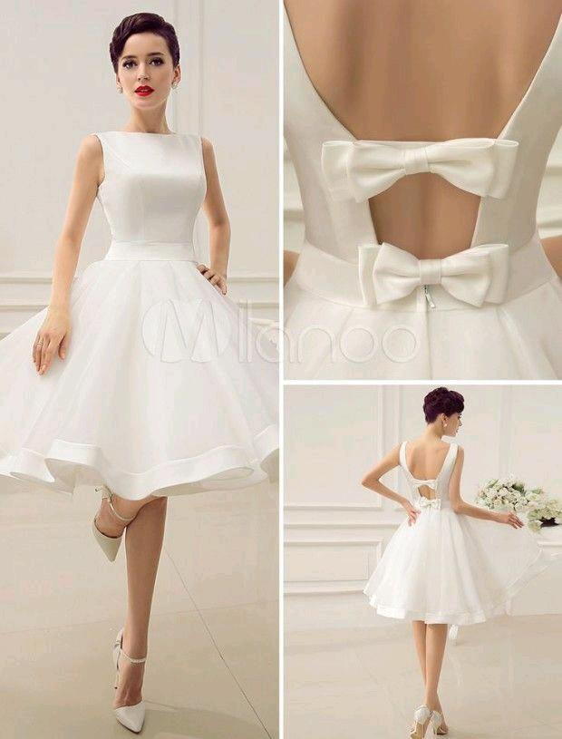 Civil Wedding Dresses Ideas By Georgette Musely