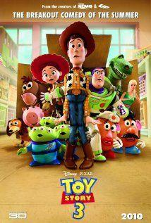 Toy story 3 the best movie ever