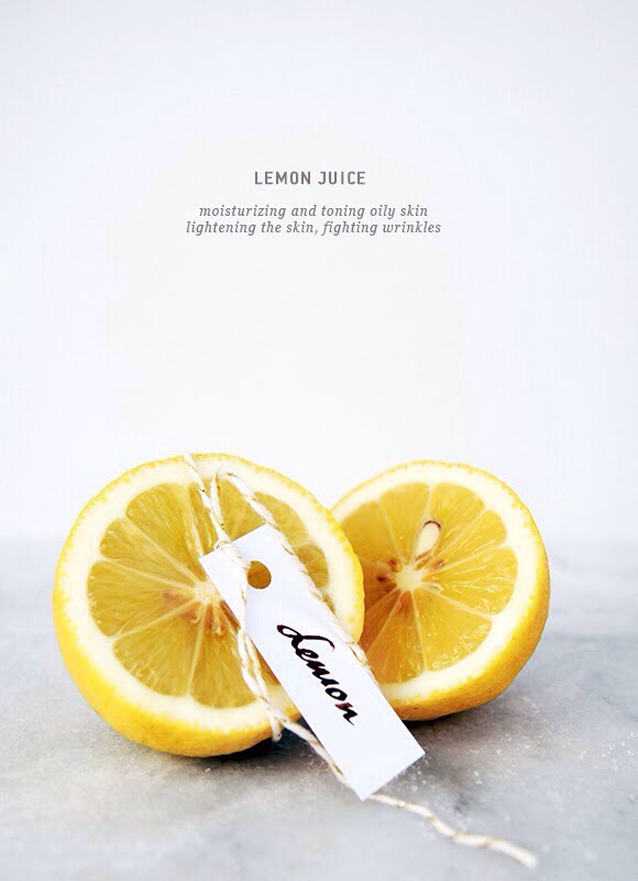 4️⃣ LEMON JUICE |It reducesthe frequency + severity of blackheads.The discoloration caused by scars+ age spots candiminishby applying lemon juice to thearea.Lemon juice has natural antibacterial properties that make it a good choice to help cure acne + prevent further breakouts.