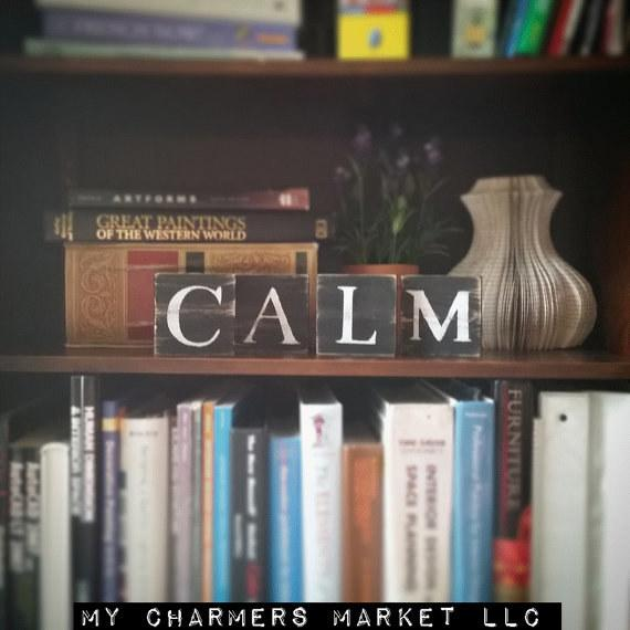 This home decor.For your oasis of calm. By My Charmers Market,