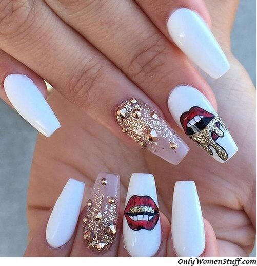 CUTE NAIL IDEAS by Trendy Posts AF , Musely