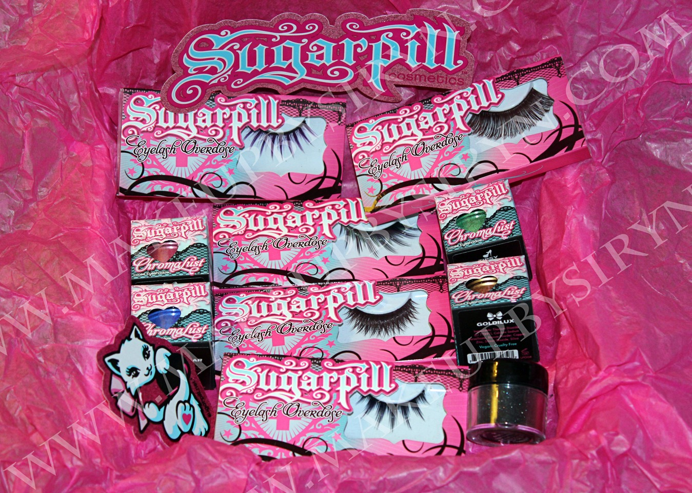 10: Sugarpill False Lashes | $7–$9 shop it | Sometimes you just need a little drama. Sugarpill's falsies come in daring, pretty shapes that you won't quite find anywhere else.
