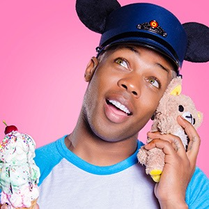 Todrick  Hall is so creative and inspiring if you don't know of his projects, you must be new to the Internet. Check out his TV show.. 💘