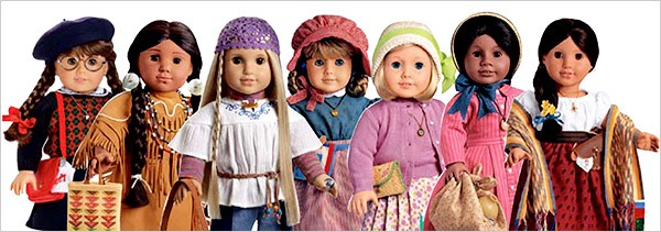 Younger  girls might like dolls