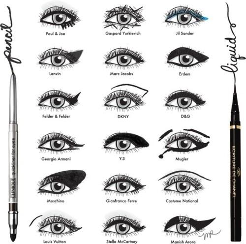 And if you want to get creative, try some of these looks for fun or everyday looks.