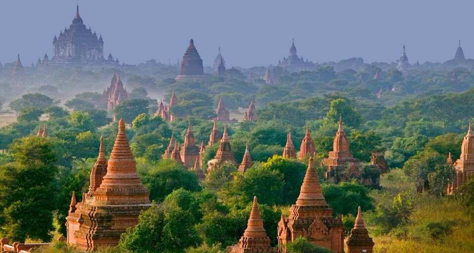 Bagan is an ancient city of Myanmar. There, you can see many pagodas built by ancient Myanmar kings. Talking about kings, Bagan dynasty is the first dynasty in Myanmar kingdom.   A must do there: visit the pagodas of coz, Buy lacquerware  there, buy sand/jewel paintings and ride hot air balloons 😁