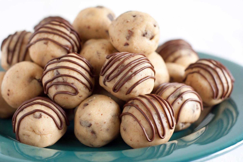 Cookie dough bites!