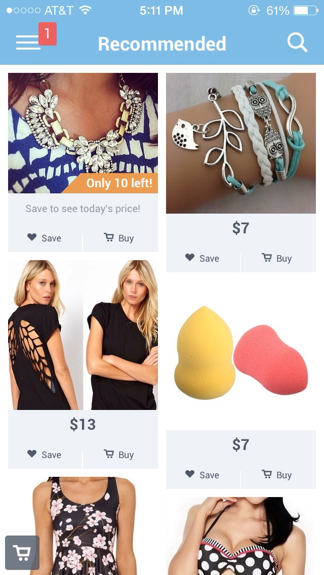 Good prices for quality clothing and accessories.