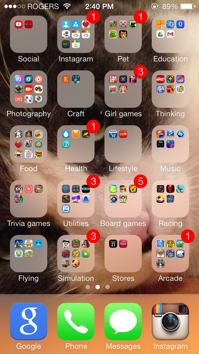how to delete many apps at once