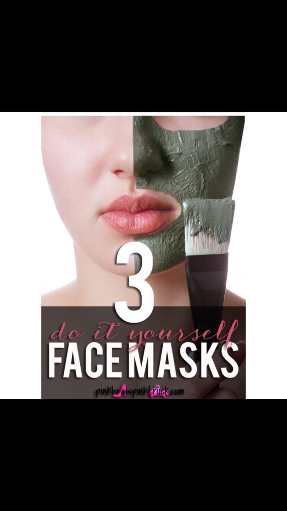 Do these masks 1-3 times a week and you'll see a huge difference in 2 weeks