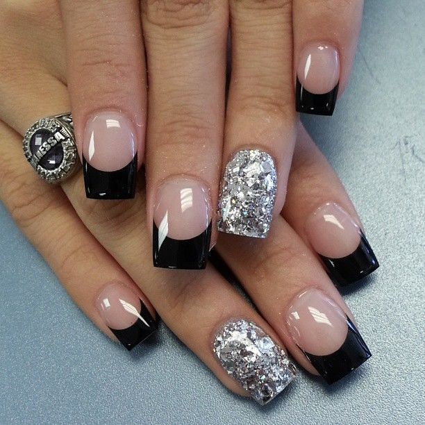 French Manicure Ideas For Prom Hireability