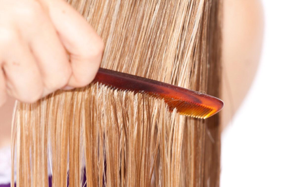 волосы не расчесать после мытья спутанные