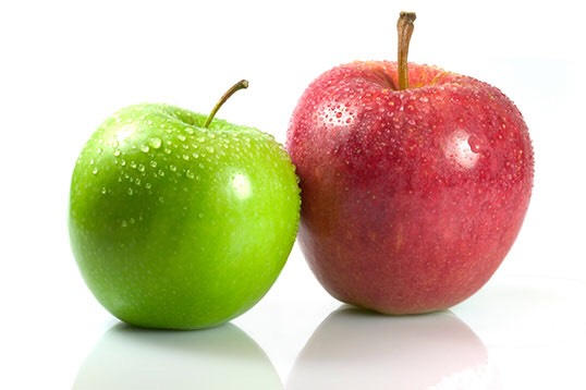 19. Apples Contain flavonoids which are known for fighting fat