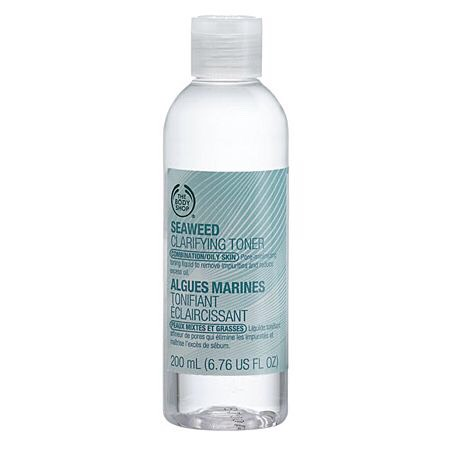 Next, I will use this toner. This stuff is amazing! I use this toner everyday, and I cannot live without it