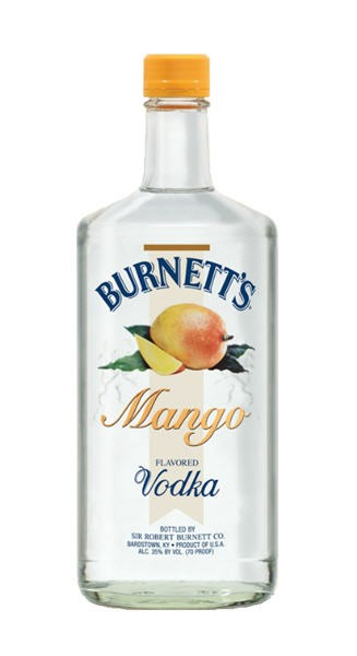 Any brand of vodka will do....any fruity flavor will do... my favorite is Mango