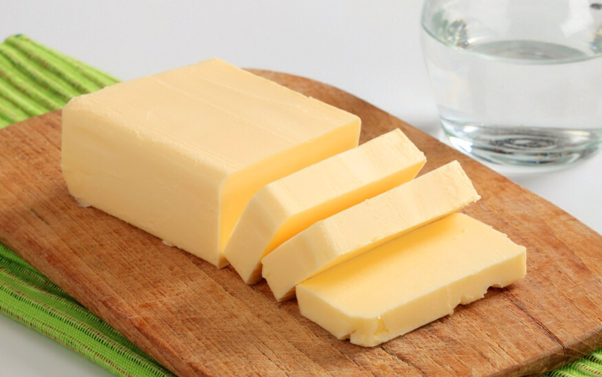 1/3 cup of butter or margarine
