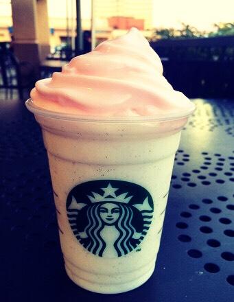 Birthday Cake Frappucino Recipe 1 VanillaBean Frappuccino 2 Add Hazelnut Syrup