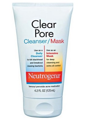This one isn't really a face wash, but it does clean your pores amazingly! It's a mask and you leave it in till it dries! You only have to use it for 2-4 days out of the week :)  You can this at Walmart, It's cheapest there