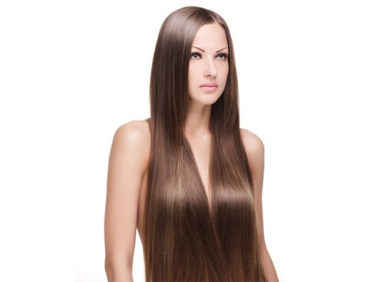 Have beautiful straight hair without the damaging effects of a straightener