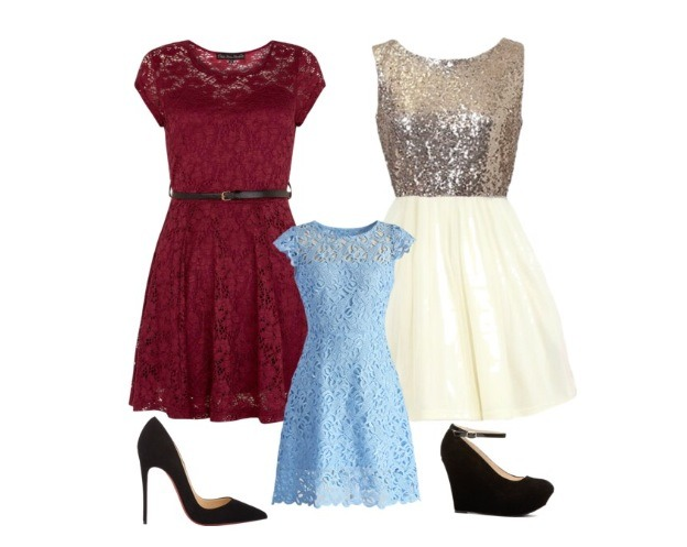 for you dressier events like homecoming here are som ideas I had. :)