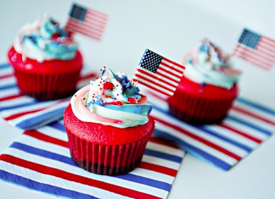 These patriotic treats are the perfect way to sweeten your holiday.