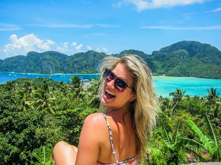 Thailand: Southeast Asia will never be lacking in awesome things to do. Going to Thailand on ur own will give u so many opportunities to explore beautiful beaches, enjoy delicious street food &take in the unbelievable scenery of the mainland. It's a great destination for both budget & luxury travele