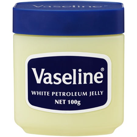 The only thing you will need is Vaseline and obviously your eyelashes!