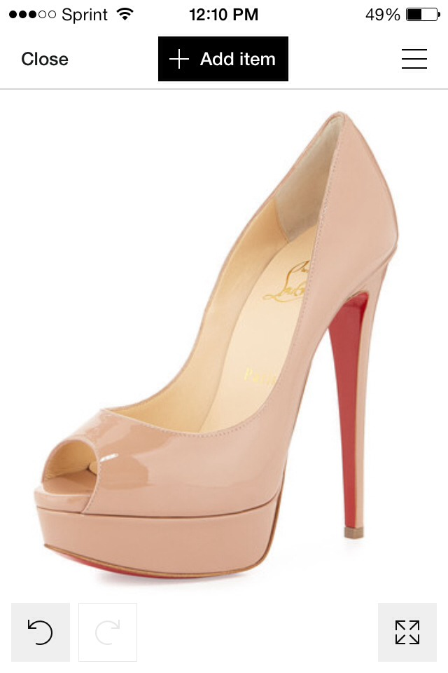 For dressy events you cant find shoes for