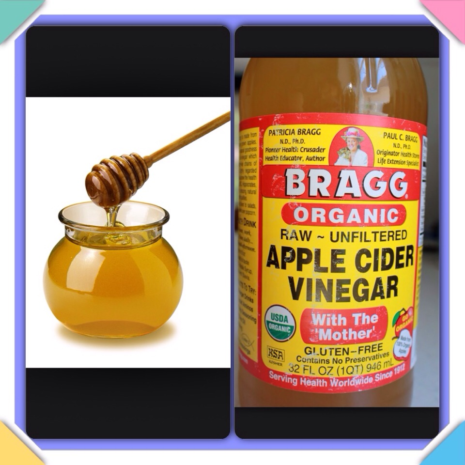 If you have a persistent cough, combine 1tblsp vinegar & 1tblsp honey. The honey coats your throat while the vinegar breaks up phlegm