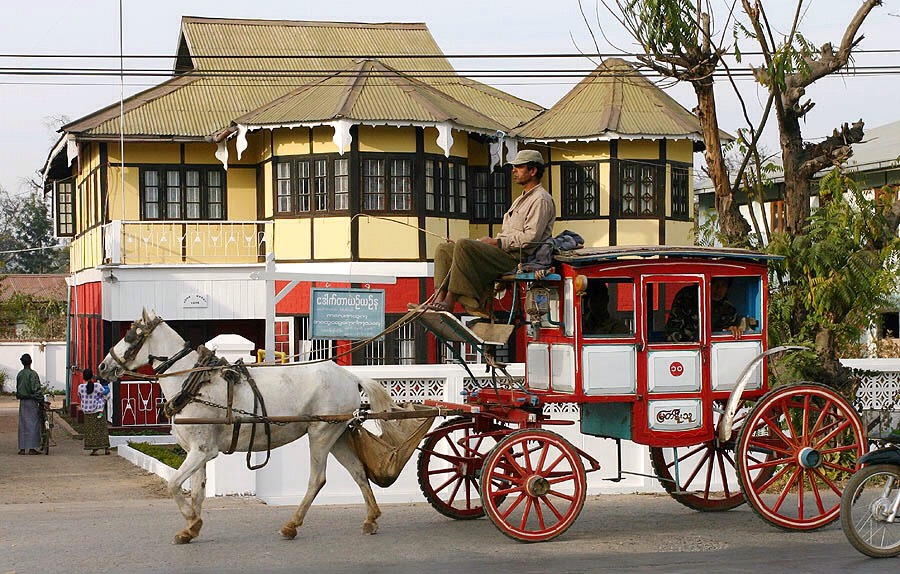 Visit Maymyo or Pyin Oo Lwin, visit the strawberry lane there and take a horse carriage ride! You'll love the comfort you get there!