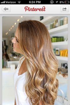 Healthy and glowing hair ❤️
