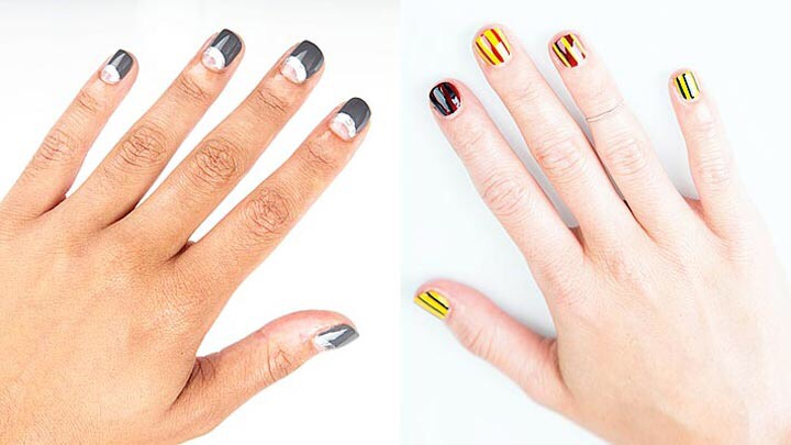 Apply to your cuticles to help nails grow and keep the strong