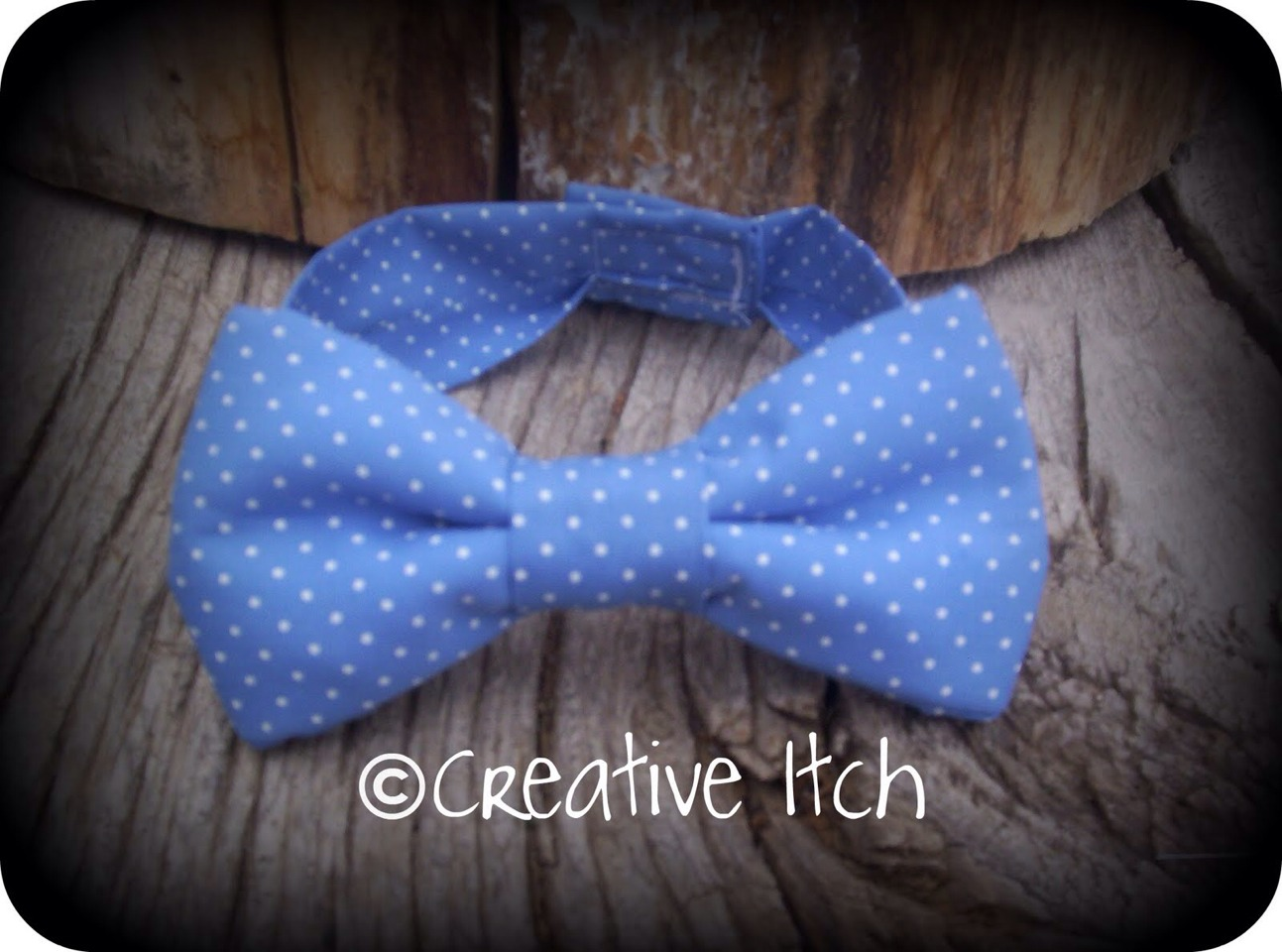 3. If you're trying to look nerdy, you can't forget the bow tie!