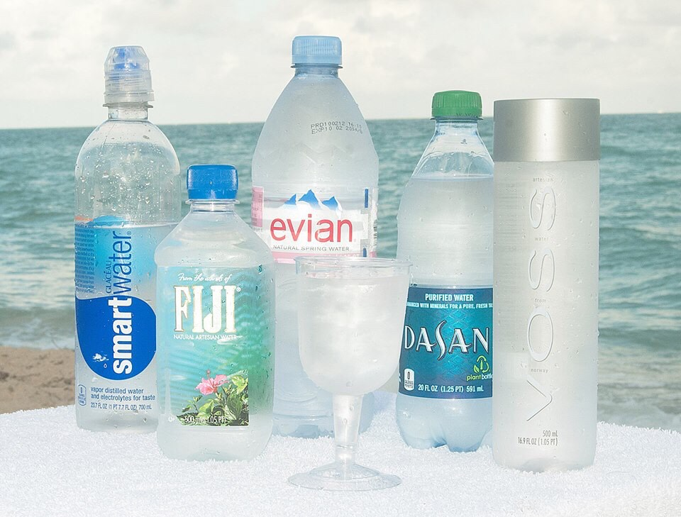 BOTTLED WATER:  Once again, so much better than having to stand in line for an over priced water bottle! Keeping these handy to stay hydrated is so beneficial. And a bonus is you can refill them around the park at the fountains.