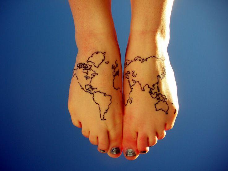 101 best foot tattoo designs and ideas with significant - 736×552