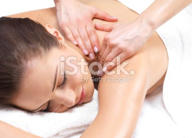 Getting a massage by a professional or a loved one is always a great way to become relaxed and improve circulation.