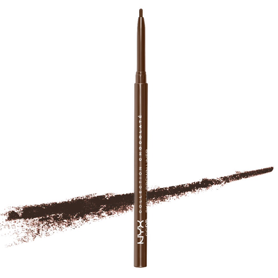Nyx skinned brown liner from collection chocolatè